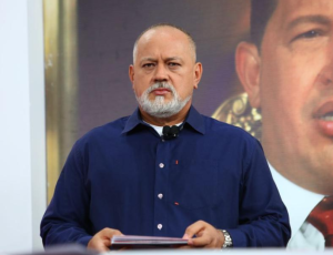 """""""Ahí no hay nada"""", dijo Diosdado Cabello tras embargo arbitrario a sede de El Nacional"""