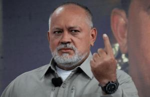 """""""Usted no es un poder"""": Diosdado dejó claro que ni el chavismo respeta al CNE írrito (Video)"""
