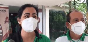 Trabajadores del Hospital Central de San Cristóbal venden productos dentro del centro ante los bajos salarios