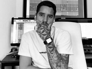 Carlos Dickson, la nueva cara de la ingeniería de sonido