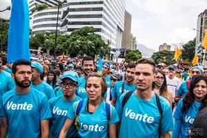 Vente Venezuela celebró su noveno año fortaleciendo sus equipos