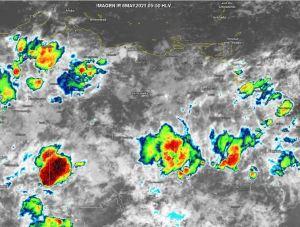 Fuertes lluvias ocasionaron daños en carreteras de Portuguesa