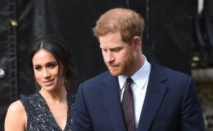 """¡Una crítica más! Meghan Markle y el príncipe Harry se asociaron con una """"compañía racista"""""""