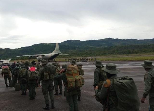Operaciones Militares de la FANBV - Página 8 Milicianos-apure
