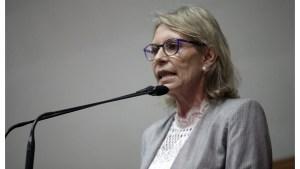 Olivia Lozano rechazó violencia y persecución por parte del régimen de Daniel Ortega