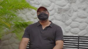 El TESTIMONIO de un periodista venezolano en Cúcuta: Sueño con regresar y trabajar por mi país (Video)
