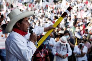 Claves que muestran la cercanía del candidato peruano Pedro Castillo con el chavismo