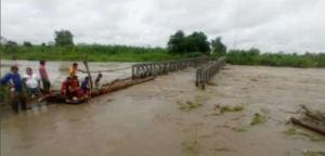 Inundaciones del río Chama afectaron zonas productivas en Zulia (Fotos)
