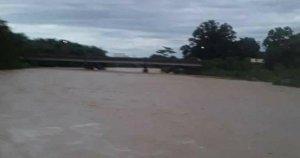 Bomberos y Protección Civil de Táchira se mantienen alerta por aumento del caudal de los ríos #11May (FOTOS)