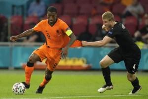 Sin brillar, Holanda hizo los deberes ante Austria para avanzar en la Eurocopa