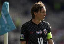 Modric se mostró disgustado por su empate ante República Checa