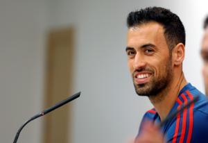 La selección española recupera a Sergio Busquets para luchar por la Eurocopa