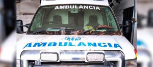 Más del 90% de las ambulancias en Lara se encuentran inoperativas