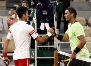 Nadal cree que Djokovic es referente y debe evitar actitudes como la de Tokio