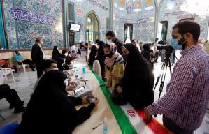 La jornada electoral se desarrolla con una baja participación en Irán