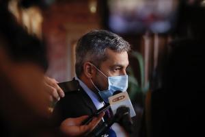 """Presidente paraguayo reconoce que cifras de muertos son """"una enorme carga"""""""