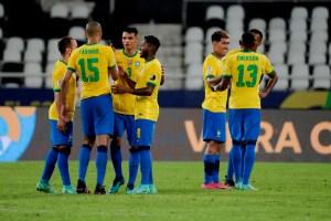 Brasil se metió en cuartos de Copa América tras golear a Perú