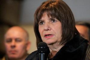 Alberto Fernández demandará  por presunta difamación a la líder opositora, Patricia Bullrich
