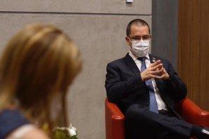 """Arreaza se reunió con Borrell en Turquía para hablar sobre el """"diálogo"""" en Venezuela"""