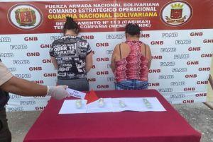 Detenidas dos mujeres que transportaban cocaína en sus partes íntimas en el Zulia
