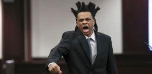 Hombre que podría enfrentarse a pena de muerte actúa como su propio abogado en EEUU