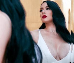 ¡Hazle zoom antes que la borren! La reveladora foto de Diosa Canales en Instagram
