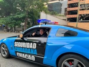 ¿Chacao estrenará Fast and Furious II o imitando a Lacava?