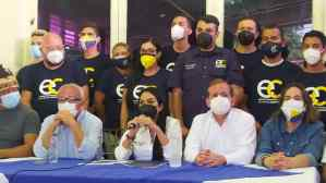 Solórzano responde a Poleo: Legitimidad de Encuentro Ciudadano está en la calle, con la gente