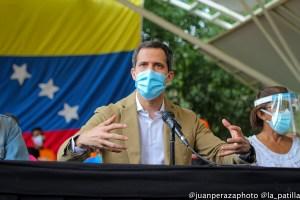 Guaidó ratificó que el Acuerdo es la solución urgente para salir de la crisis en Venezuela