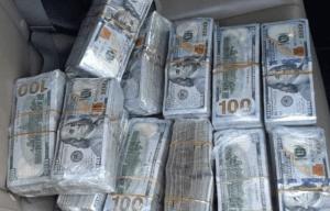 """La importante suma en dólares con la que capturaron a integrante de la banda de alias """"El Negro Fabio"""" (Foto)"""