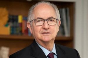 Antonio Ledezma: Se defiende a Venezuela o una candidatura a elecciones regionales