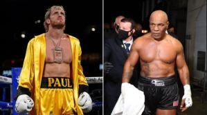 Logan Paul quiere pelear con Mike Tyson: Nadie puede decirme que no podría vencerlo