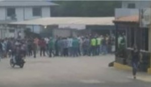 Protestaron para exigir abastecimiento de gasolina en Trujillo este #18Jun
