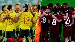 La Vinotinto quiere mejorar su juego ante la peligrosa Colombia