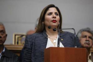 Nora Bracho: Es alarmante que el 90% de la población venezolana no reciba agua potable