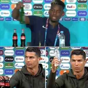 El egoísmo de Paul Pogba y Cristiano Ronaldo