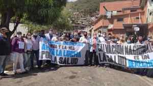 Gremio de salud se las cantó al régimen en Vargas: Los hospitales del estado están en crisis sanitaria (IMÁGENES)