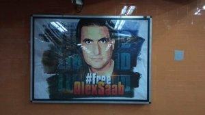 """La """"novelita"""" de Alex Saab también es promocionada por el régimen en el Metro de Caracas (FOTOS)"""