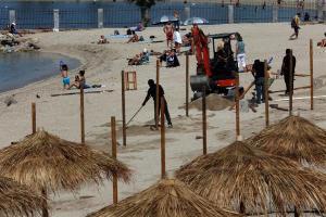 Grecia levanta la prohibición de entrada de turistas de terceros países