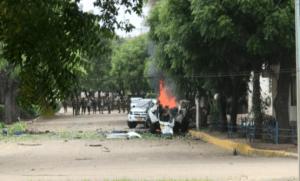 FBI apoyará investigación de atentado en brigada militar de Cúcuta