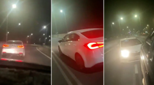 Delincuente en Chile grabó su crimen: La asaltó, le quemó el auto y publicó el VIDEO