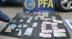 Contaban con más de tres mil sustancias: Desarticularon banda que vendía drogas por Telegram