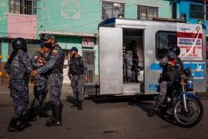 El crimen organizado, una pesadilla para la Policía venezolana (Fotos)