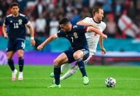 Escocia le arrancó un empate sin goles a Inglaterra en Wembley