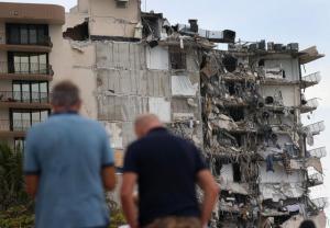 Investigan presunta desaparición de registros del derrumbe en Miami