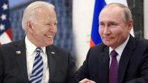 Biden y Putin no discutirán sobre la crisis venezolana durante su encuentro