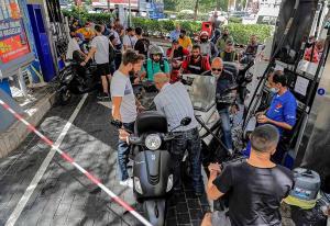 Aumenta la crisis del combustible en el Líbano