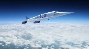 United Airlines volará con aviones supersónicos tras compras a start-up Boom Supersonic