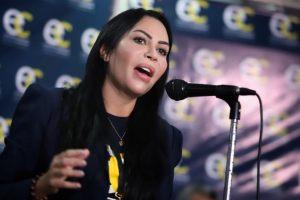Delsa Solórzano exigió ante el Pnud cumplir con el mandato del Consejo de DDHH de la ONU