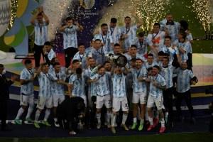 De la mano de Messi y Di María, Argentina conquista la Copa América después de 28 años